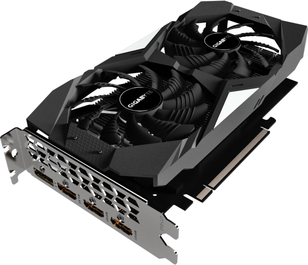 Gigabyte GeForce GTX 1650 WINDFORCE OC 4GB GDDR5 - 492146 - zdjęcie 2