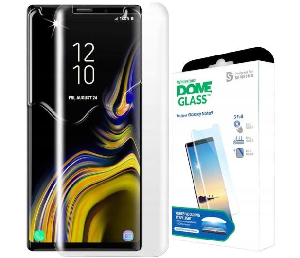 Whitestone Szkło Hartowane Dome Glass do Galaxy Note 9 - 489544 - zdjęcie