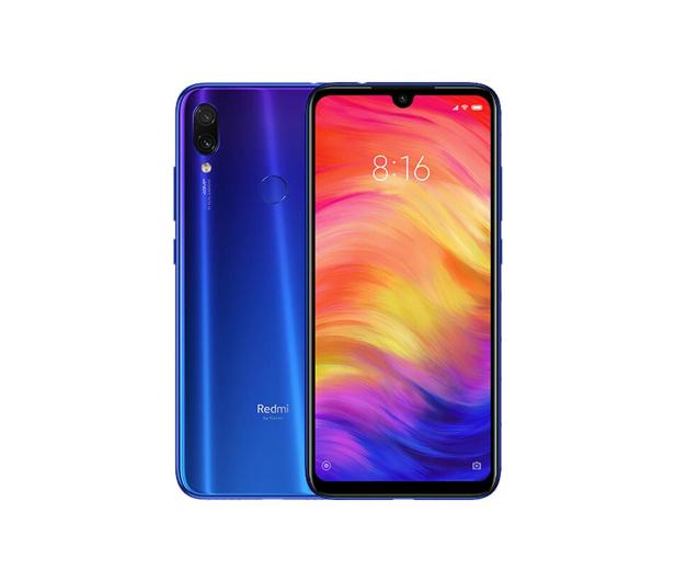Xiaomi Redmi Note 7 3/32GB Neptune Blue - 482316 - zdjęcie