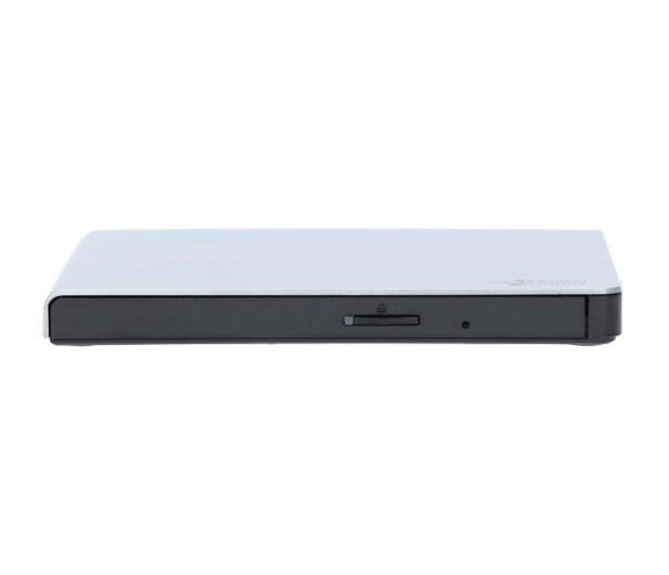 Hitachi LG GP57ES40 Slim USB srebrny BOX - 238707 - zdjęcie 3