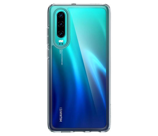 Spigen Ultra Hybrid do Huawei P30 Crystal Clear  - 489444 - zdjęcie 3