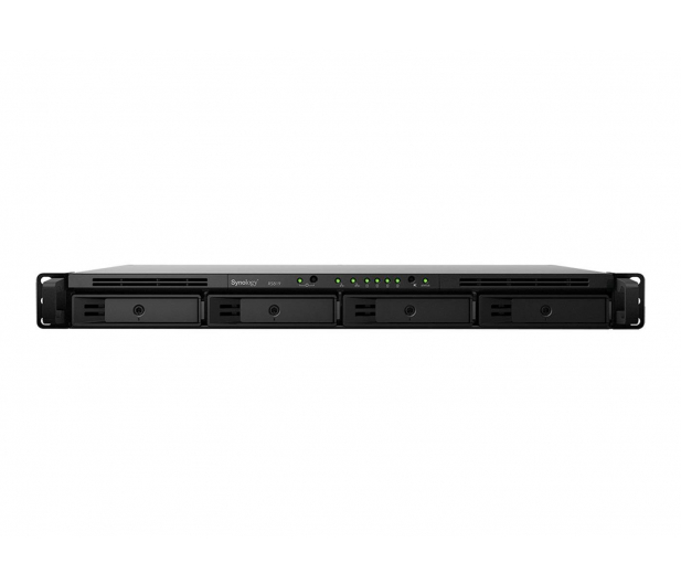 Synology RS819 RACK (4xHDD, 4x1.4GHz, 2GB, 2xUSB, 2xLAN)  - 492552 - zdjęcie