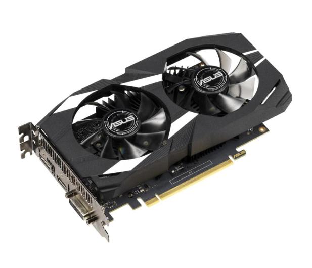 ASUS GeForce GTX 1650 Dual OC 4GB GDDR5 - 491060 - zdjęcie