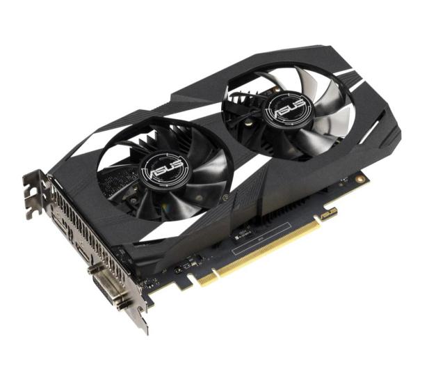 ASUS GeForce GTX 1650 Dual 4GB GDDR5 - 491059 - zdjęcie