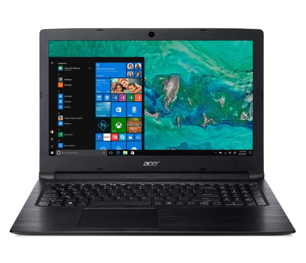 Acer Aspire 3 i3-8130U/8GB/256+1TB/Win10 FHD Czarny - 492639 - zdjęcie 2