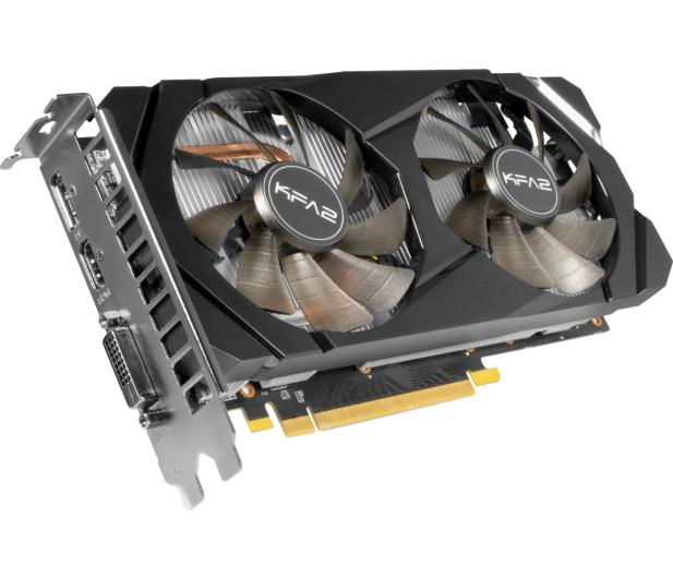 KFA2 GeForce RTX 2060 1-Click OC 6GB GDDR6 - 492975 - zdjęcie 2