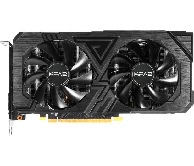 KFA2 GeForce RTX 2060 EX 1-Click OC 6GB GDDR6 - 492980 - zdjęcie 3