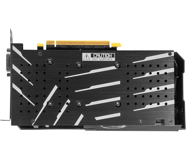 KFA2 GeForce RTX 2060 EX 1-Click OC 6GB GDDR6 - 492980 - zdjęcie 6