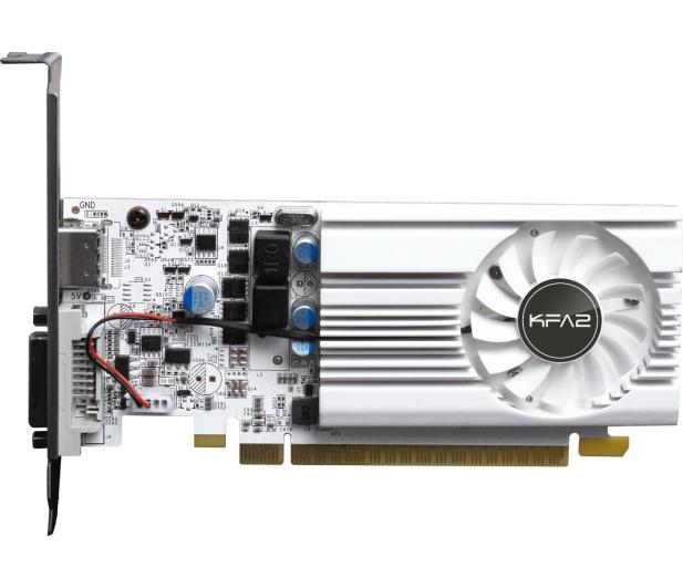 KFA2 GeForce GT 1030 EX OC White 2GB GDDR5 - 492959 - zdjęcie 3
