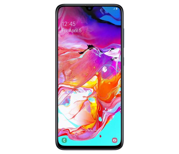 Samsung Galaxy A70 SM-A705F 6/128GB Black  - 493730 - zdjęcie 5