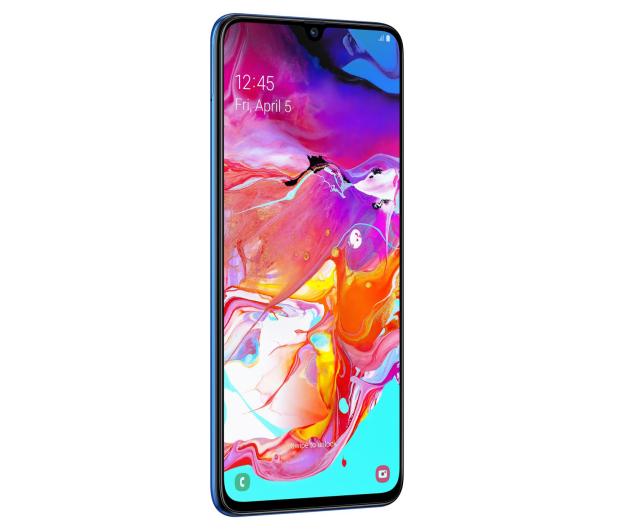 Samsung Galaxy A70 SM-A705F 6/128GB Blue - 493728 - zdjęcie 3