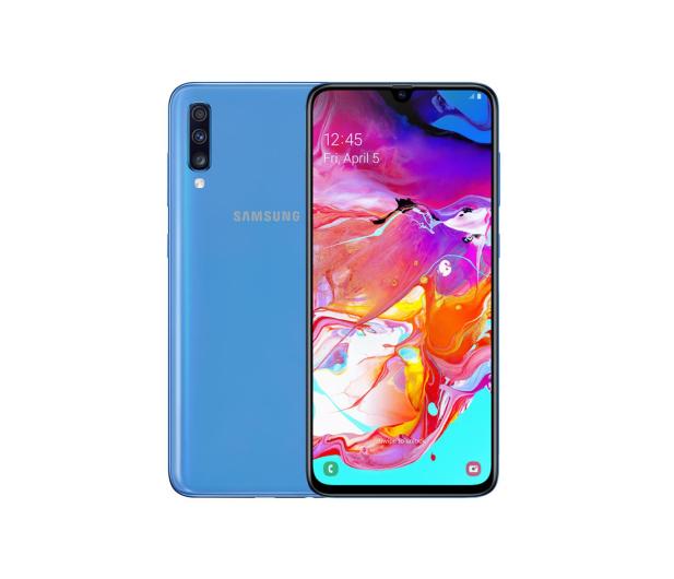 Samsung Galaxy A70 SM-A705F 6/128GB Blue - 493728 - zdjęcie
