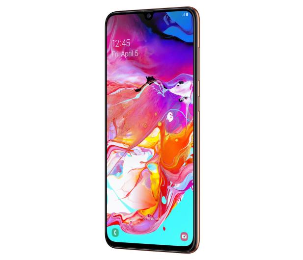 Samsung Galaxy A70 SM-A705F 6/128GB Coral - 493733 - zdjęcie 2