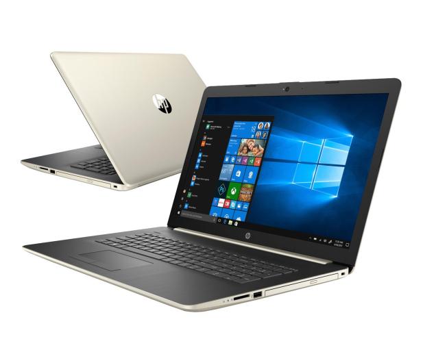HP 17 i3-8130U/4GB/240/Win10  - 495144 - zdjęcie