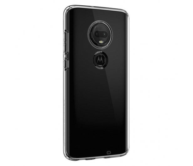 Spigen Liquid Crystal do Motorola Moto G7/G7 Plus Clear - 493338 - zdjęcie 2