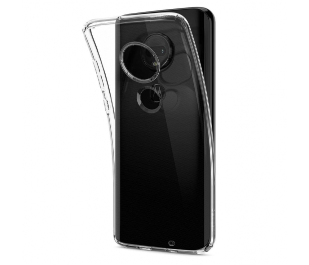 Spigen Liquid Crystal do Motorola Moto G7/G7 Plus Clear - 493338 - zdjęcie 3