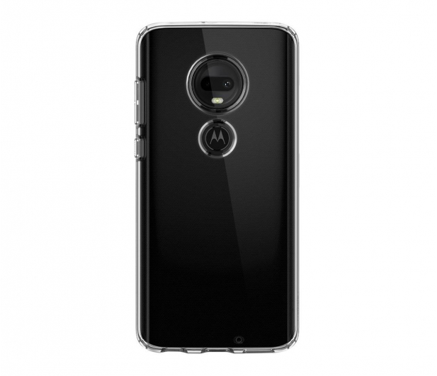Spigen Liquid Crystal do Motorola Moto G7/G7 Plus Clear - 493338 - zdjęcie