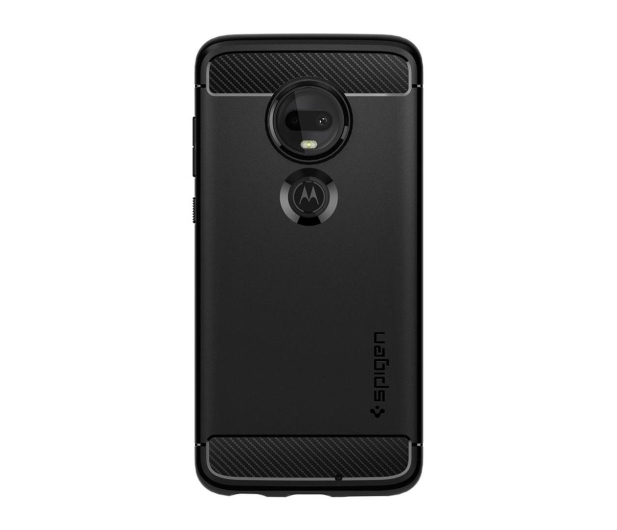 Spigen Rugged Armor do Motorola Moto G7/G7 Plus Black - 493336 - zdjęcie