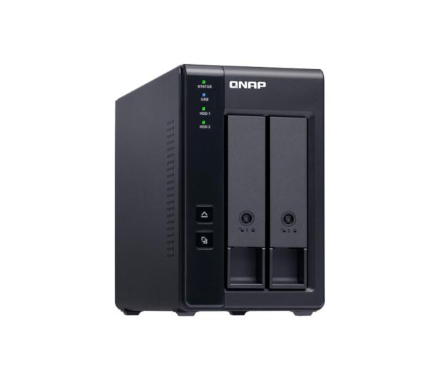 QNAP TR-002 Moduł rozszerzający (2xHDD, USB 3.1, RAID) - 493096 - zdjęcie