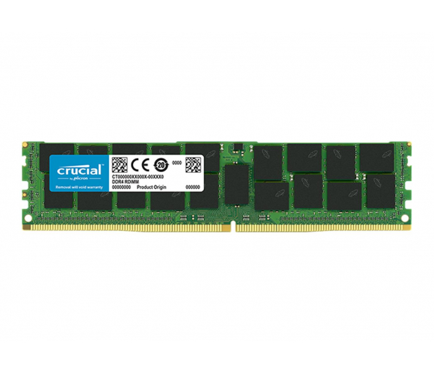 Crucial 16GB 2666MHz RDIMM ECC CL19 1.2V  - 488500 - zdjęcie