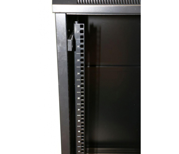 """ExtraLink Stojąca 19"""" 27U 600x800mm (czarna)  - 489496 - zdjęcie 5"""