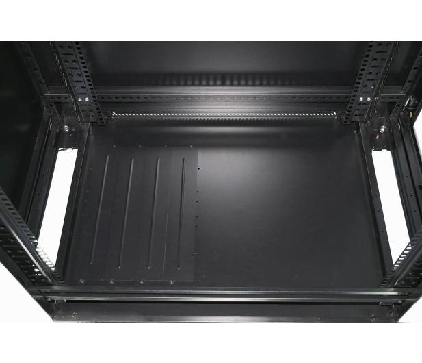 """ExtraLink Stojąca 19"""" 27U 600x800mm (czarna)  - 489496 - zdjęcie 7"""