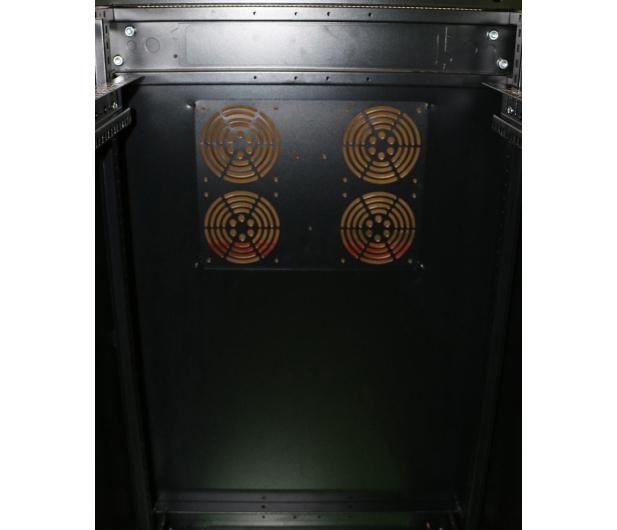 """ExtraLink Stojąca 19"""" 27U 800x800mm (czarna)  - 489497 - zdjęcie 5"""