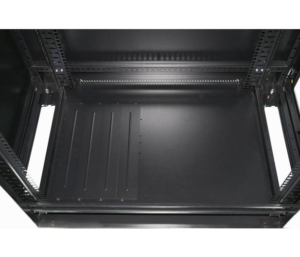 """ExtraLink Stojąca 19"""" 27U 800x800mm (czarna)  - 489497 - zdjęcie 6"""
