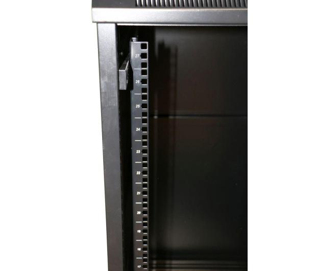 """ExtraLink Stojąca 19"""" 27U 600x1000mm (czarna)  - 489498 - zdjęcie 5"""