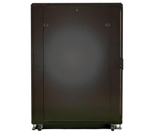 """ExtraLink Stojąca 19"""" 27U 600x1000mm (czarna)  - 489498 - zdjęcie 3"""