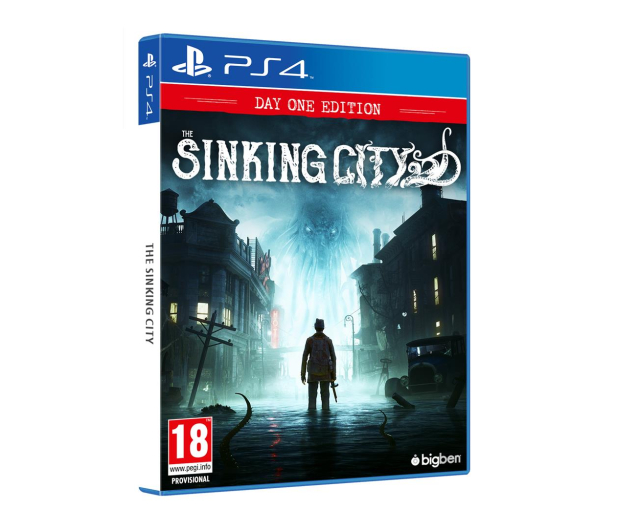PlayStation THE SINKING CITY - 489620 - zdjęcie