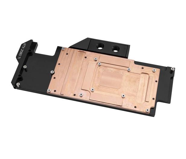 EKWB EK-Vector RTX 2080 Ti - Copper + Acetal - 463028 - zdjęcie