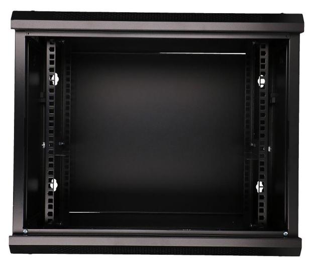 """ExtraLink Wisząca 19"""" 9U 600x450mm (czarna)  - 489298 - zdjęcie 3"""