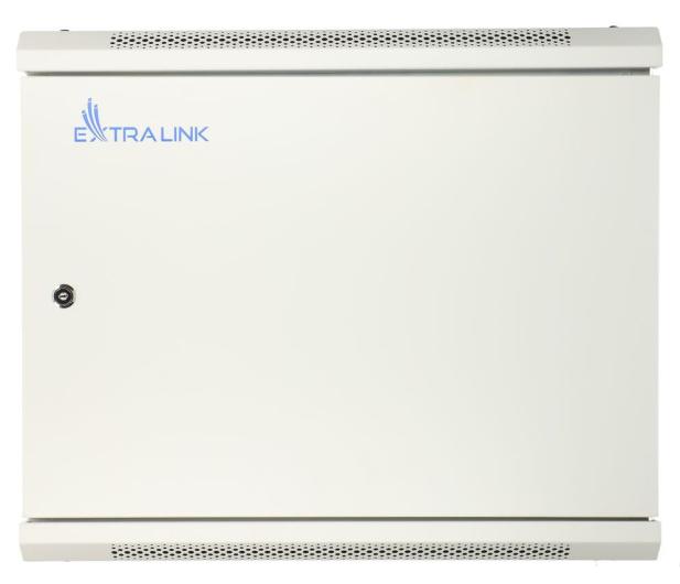 """ExtraLink Wisząca 19"""" 9U 600x450mm (szara)  - 489355 - zdjęcie 2"""