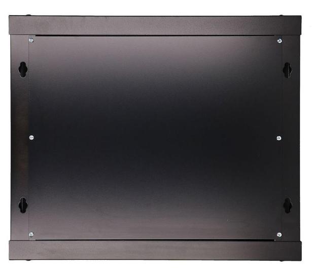 """ExtraLink Wisząca 19"""" 9U 600x600mm (czarna)  - 489306 - zdjęcie 5"""