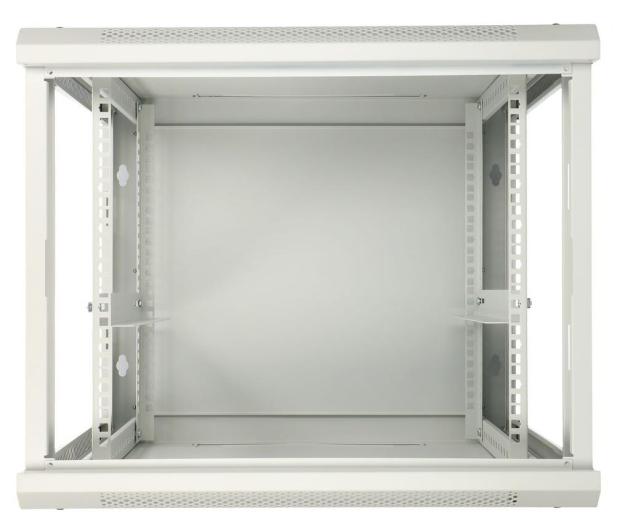"""ExtraLink Wisząca 19"""" 9U 600x600mm (szara)  - 489308 - zdjęcie 4"""
