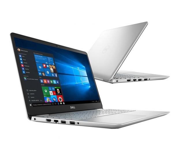Dell Inspiron 5584 i3-8145U/8GB/256/Win10 FHD Srebrny  - 489514 - zdjęcie
