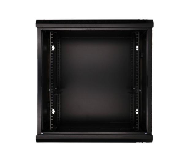 """ExtraLink Wisząca 19"""" 12U 600x450mm (czarna)  - 489361 - zdjęcie 3"""