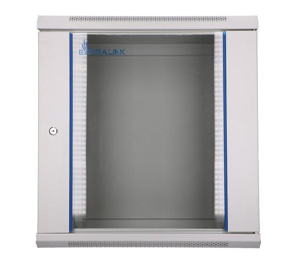 """ExtraLink Wisząca 19"""" 12U 600x450mm (szara)  - 489360 - zdjęcie"""