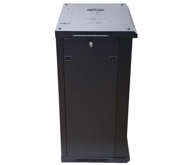 """ExtraLink Wisząca 19"""" 15U 600x600mm (czarna)  - 489485 - zdjęcie 2"""