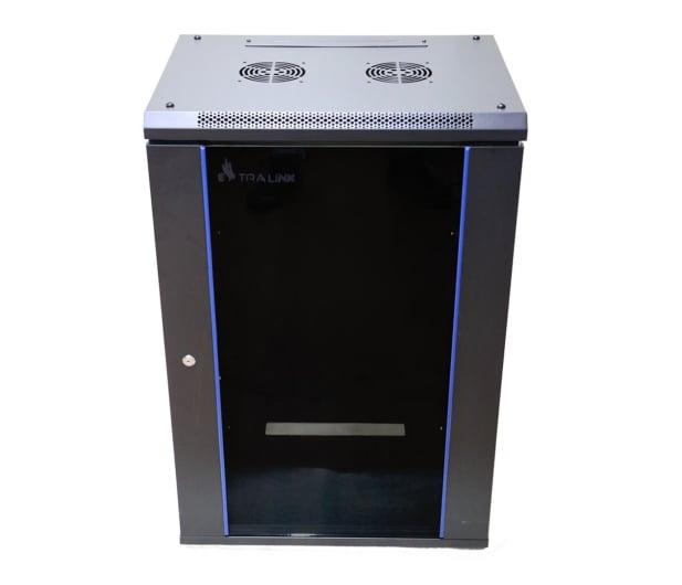 """ExtraLink Wisząca 19"""" 15U 600x600mm (czarna)  - 489485 - zdjęcie"""