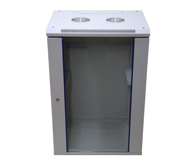 """ExtraLink Wisząca 19"""" 15U 600x600mm (szara)  - 489480 - zdjęcie"""