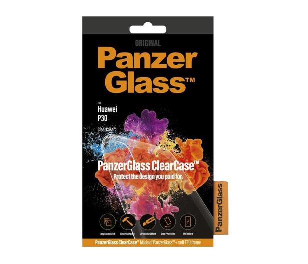 PanzerGlass Clear Case do Huawei P30 - 486580 - zdjęcie