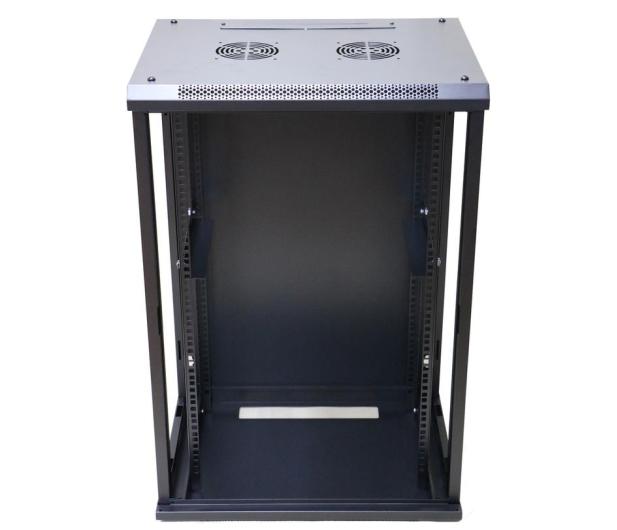 """ExtraLink Wisząca 19"""" 15U 600x450mm (czarna)  - 489476 - zdjęcie 3"""