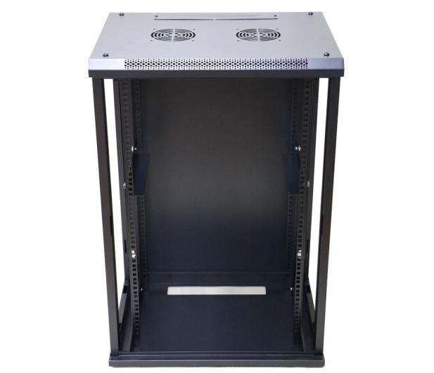 """ExtraLink Wisząca 19"""" 18U 600x450mm (czarna)  - 489491 - zdjęcie 3"""