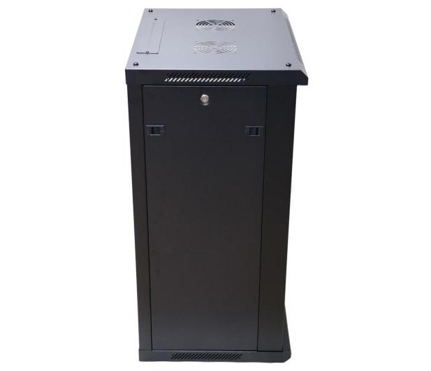 """ExtraLink Wisząca 19"""" 18U 600x450mm (czarna)  - 489491 - zdjęcie 2"""