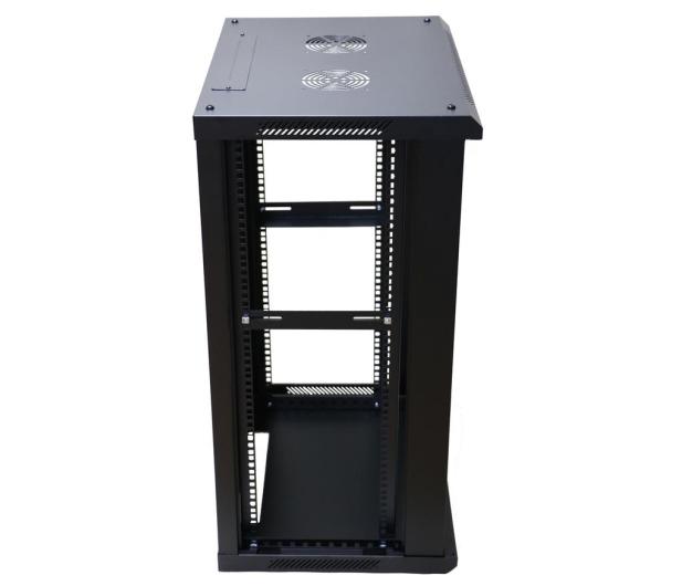 """ExtraLink Wisząca 19"""" 18U 600x450mm (czarna)  - 489491 - zdjęcie 4"""