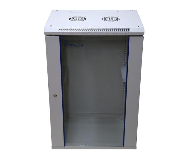 """ExtraLink Wisząca 19"""" 18U 600x450mm (szara)  - 489489 - zdjęcie"""