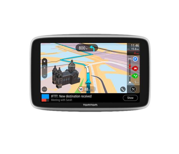 Tomtom Go Premium 5 Dozywotnia Europa Nawigacje Samochodowe