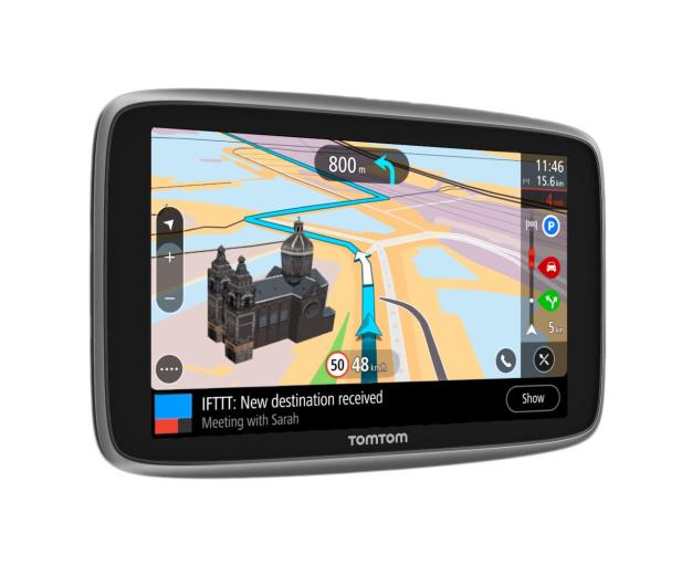 TomTom GO Premium 5 dożywotnia Europa - 489029 - zdjęcie 5